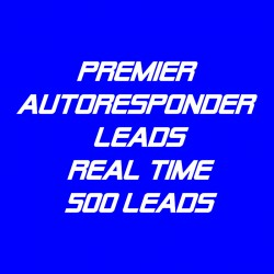 Premier Autoresponder Leads-Real Time-500 Leads
