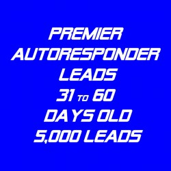 Premier Autoresponder Leads-31-60 Days Old-5K