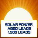 Solar Power Leads Aged