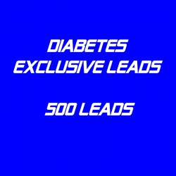 Diabetes Exclusive Leads