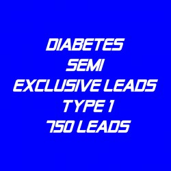 Diabetes Semi-Exclusive Leads Type 1