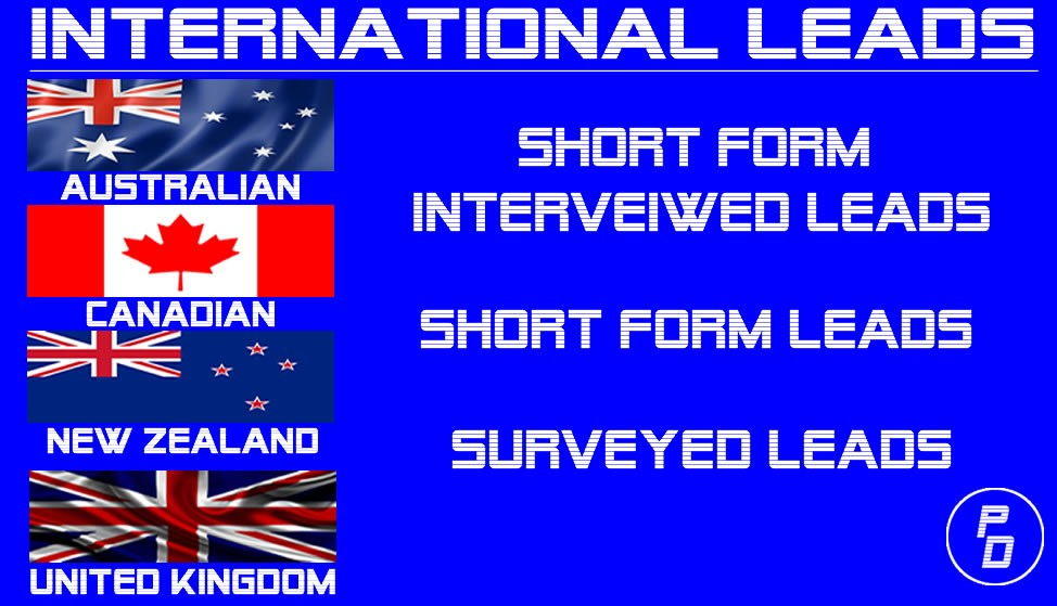 International Leads