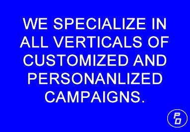 Specialized Campaigns